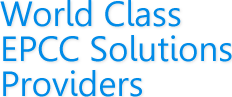 World Class EPCC Solutions Providers